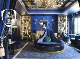 Maison Nabis by HappyCulture, ξενοδοχείο στο Παρίσι