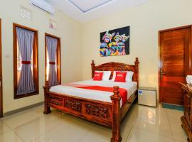 OYO 3771 Kubu Alvian Guest House, hotel in Denpasar