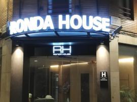 Ronda House, hotell i Raval, Barcelona