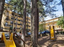 Hotel Meranda, hotel in Camigliatello Silano