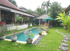 Villa Damai, hotel with pools in Ubud