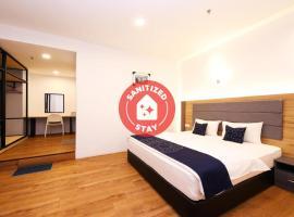 Capital O 1225 Agape Hotel Selayang, hotel berdekatan Batu Caves, Batu Caves
