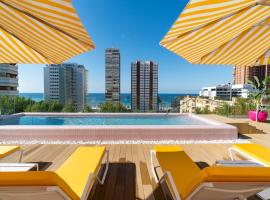 The Agir Springs Hotel by Medplaya, hotel in Benidorm