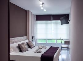 Hotel Ancora, hotell i Finisterre