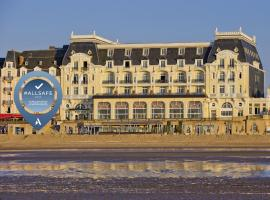 Le Grand Hotel Cabourg - MGallery, hotel in Cabourg
