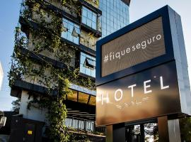 Naalt Hotel Joinville, hotel near Joinville Arena, Joinville