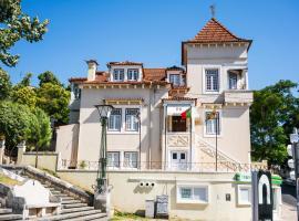 Palacio São Silvestre-Boutique Hotel, hotel in Coimbra