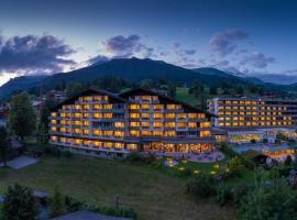 Sunstar Hotel & SPA Grindelwald, hôtel à Grindelwald
