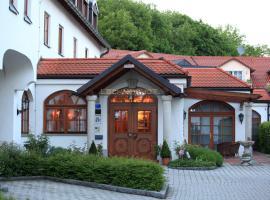 Hotel Lechnerhof Unterföhring, hotel near Garching underground station, Munich