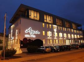 Centro Hotel Ayun, hotel in Cologne