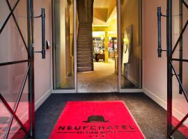 Hotel The Neufchatel, hotel in Brussels