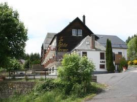 Auberge de la Petite Ferme, Super-Besse Est, The Originals Relais (Qualys-Hotel)