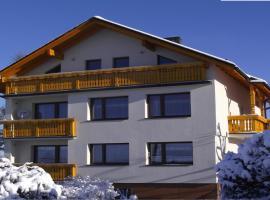 Willa Szus – hotel w pobliżu miejsca Złoty Groń Ski Lift w mieście Koniaków