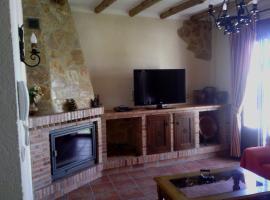 Casa Rural-Apartamento El Lebrillero, hotel en Zahara de la Sierra