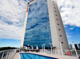 Quality Hotel Aeroporto Vitória, hotel em Vitória
