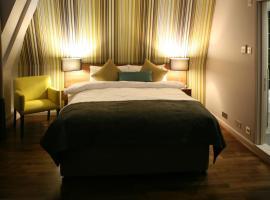 Best Western Mornington Hotel Hyde Park, Paddington-stöðin, London, hótel í nágrenninu