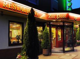 Hotel Restaurant Zur Post Lohfelden, Hotel in Kassel