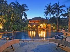 Three Brothers Bungalow, guest house in Legian