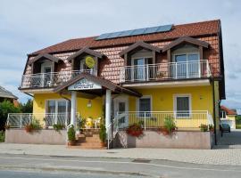 Garni Hotel Villa Tamara, hotel v Moravskih Toplicah