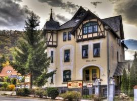 Hotel Villa Alice, hotel in Thale
