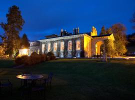 Thainstone House, hotel in Inverurie