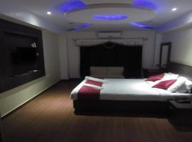Hotel MB International, hotel in Mysore