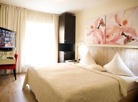 Hotel Andel – hotel w pobliżu miejsca Willa Bertramka w Pradze