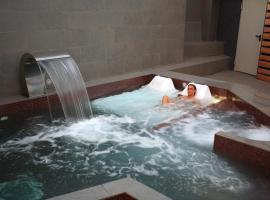 萊斯希納斯坎塔布里克海水浴場酒店