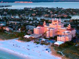 The Don CeSar, hotel in St. Pete Beach