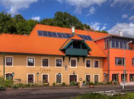 Wirtshaus Gruber Weitenegg, Hotel am Strand in Emmersdorf an der Donau