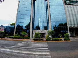 El Diplomatico, hotel in Mexico City
