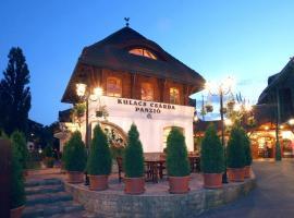 Kulacs Csarda Panzio, hotel near Szépasszony-valley, Eger