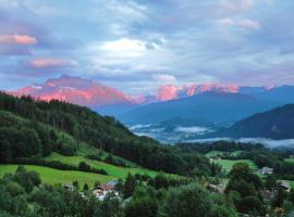 Alpenresidenz Buchenhöhe, hôtel à Berchtesgaden