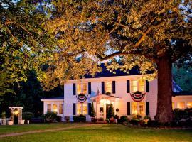 A Williamsburg White House Inn