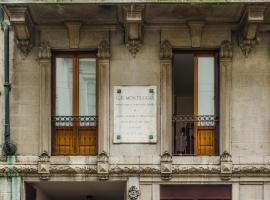 Ca' Monteggia Guest House, boutique hotel in Milan