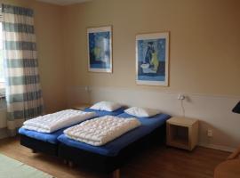 Bosses Gästvåningar, vandrehjem i Malmø