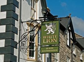 The White Lion Hotel, hotel in Machynlleth