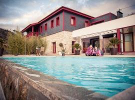 Quinta dos Padres Santos, Agroturismo & Spa, hotel em Lamego