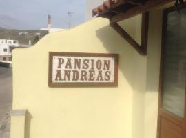 Pansion Andreas, hotel in Tinos