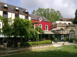 Hôtel Restaurant Du Parc de la Colombière, hotel near Dijon Bourgogne Airport - DIJ,
