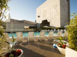 Loews Hollywood Hotel, hotel perto de Dolby Theater, Los Angeles