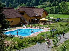 Happy Camp Mobile Homes in Camping Bella Austria