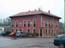 Hotel Solymar, hotel in Bricia