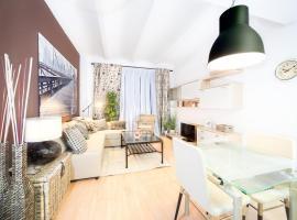 Loft and Flat, hotel near Camp Nou, Barcelona