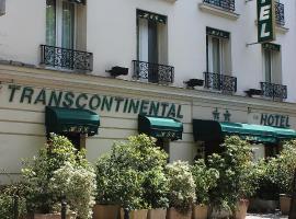 Hôtel Transcontinental