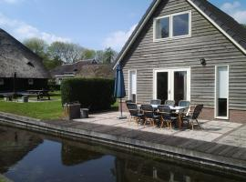 De Sloothaak, holiday home in Giethoorn