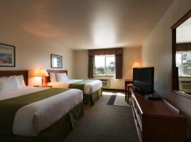 Paradise Inn & Suites at Lincoln City