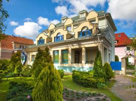 Oberteich, hotel with pools in Kaliningrad