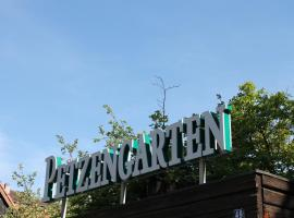 Hotel Petzengarten, hotel near Meistersingerhalle Congress & Event Hall, Nürnberg