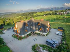 Hotel REDYK Ski&Relax, hotel in Ząb